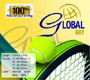 Tennis Racket Gut Strings