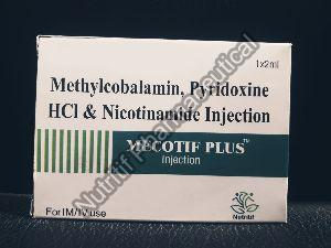 Mecotif Plus Injection