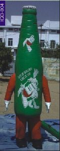 7 UP WALKING INFLATABLE
