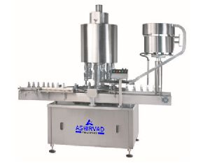 Automatic Multi Head Bottle Capping Machine