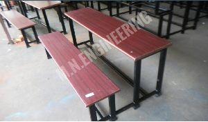 University Desk Bench