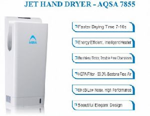 JET Hand Dryer - AQSA – 7855