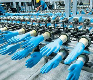 Nitrile Examination Gloves Powder Free