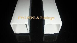 Square PVC PIPE 25mm