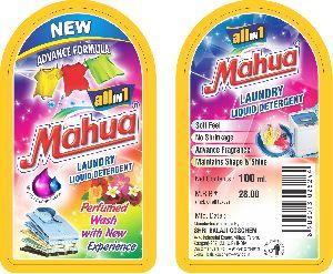 Mahua Liquid Detergent Soap
