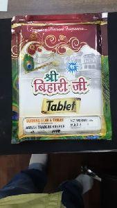 Shree Bihari Camphor Tablet