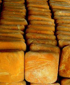 natural jaggery blocks