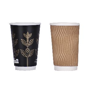 16 OZ DOUBLE WALL PAPER CUPS