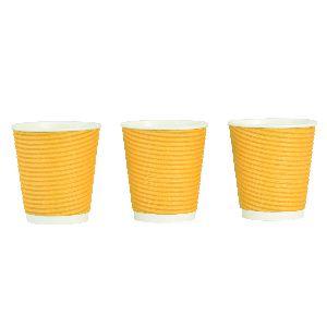 16 OZ RIPPLE PAPER CUPS