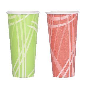 2 PE PAPER CUPS