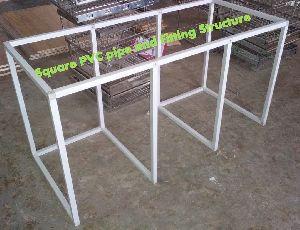 PVC A FRAME HOME STRUCTURE & FURNITURE