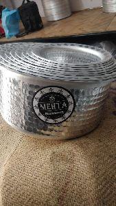 Aluminium mathar tope