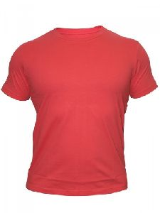 Mens Polyester Casual T-shirt
