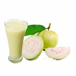 White Guava Pulp with Grit