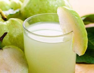 White Guava Pulp Without Grit