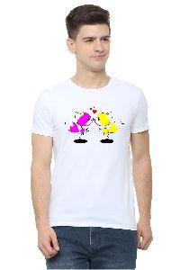 Digital printed t-shirt -07