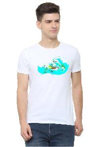 Digital printed t-shirt -08