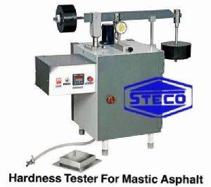 Mastic Asphalt Hardness Tester