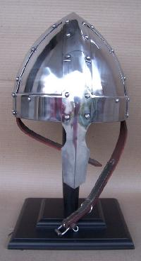 battle helmets