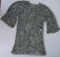 #cm02 Plain Chainmail Suit