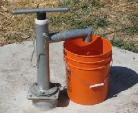 Direct Action Hand Pump