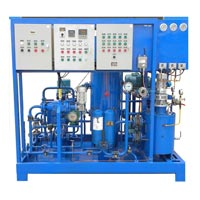 Fuel Oil Booster Unit