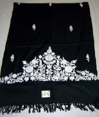 Woolen Embroidered Stoles