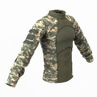 military garment product