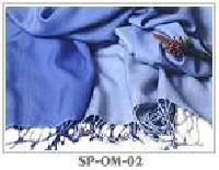 ombres silk pashmina shawl