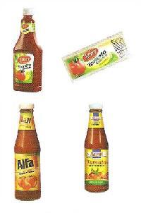 Ketchup And Sauce