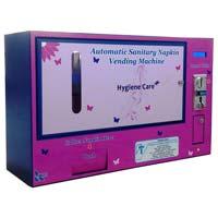 Automatic Sanitary Napkin Vending Machines