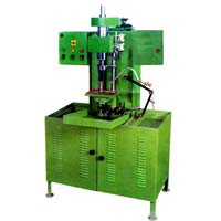 Single & Double Spindle Pitch Control Tapping Machine