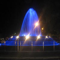 Dome Fountains