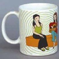 Stoneware Milk Mugs/Color Mugs