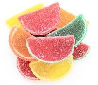 fruit jelly slice