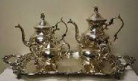 Silver Tea Set