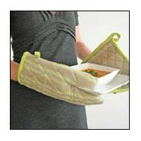 Cotton Oven Mitts - Com-02