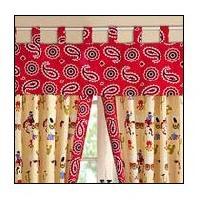 Designer Curtains - Dc-03