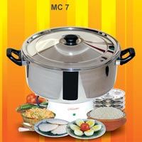 Electric Steam Cooker (mc2 Plus)
