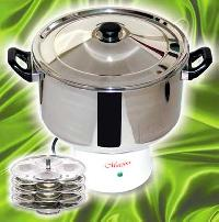 Maestro Electric Steam Cooker
