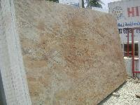 Rose Wood Granite Slab