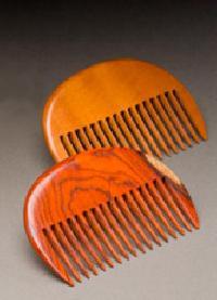 Hardwood Wooden Comb