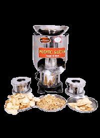 Potato Wafer Making Machine