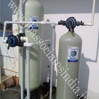 Portable Water Treatment Plant