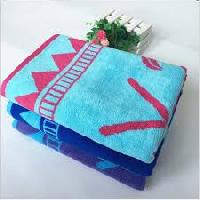 Dyed Soft Towels