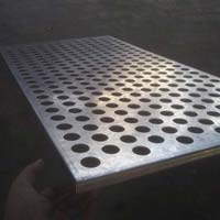 Heavy Perforated Sheets