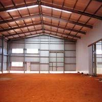 Pre Engineered Steel Building Structure