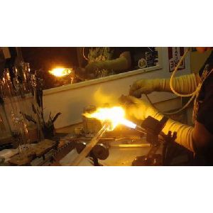 Borosilicate Glass Blowing Services