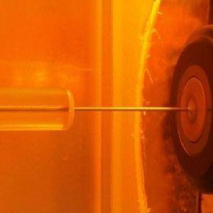 Quartz Glass Drilling Services