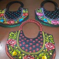 Round Hand Bags